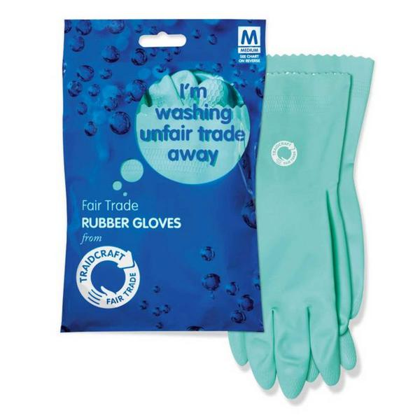 Rubber Gloves Vegan, FairTrade