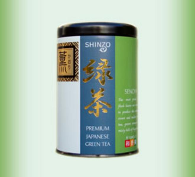 Japanese Premium Sencha Green Tea Leaves