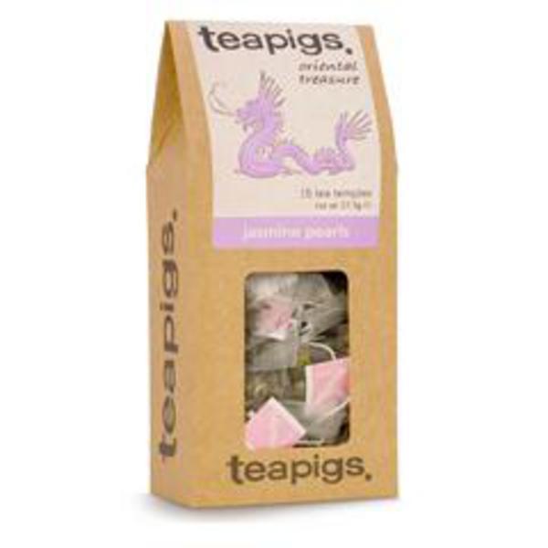 Jasmine Pearl Green Tea