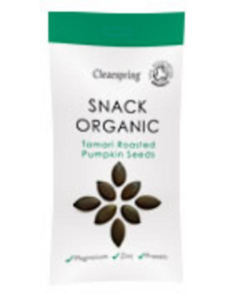 Tamari Roasted Pumpkin Seeds ORGANIC