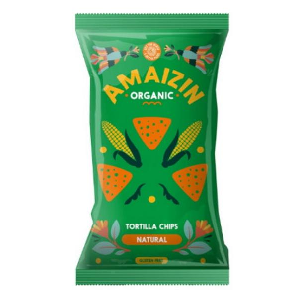 Natural Corn Chips Value Bag Gluten Free, Vegan, ORGANIC