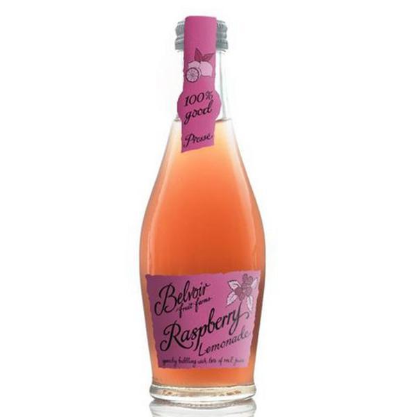 Raspberry Lemonade added sugar