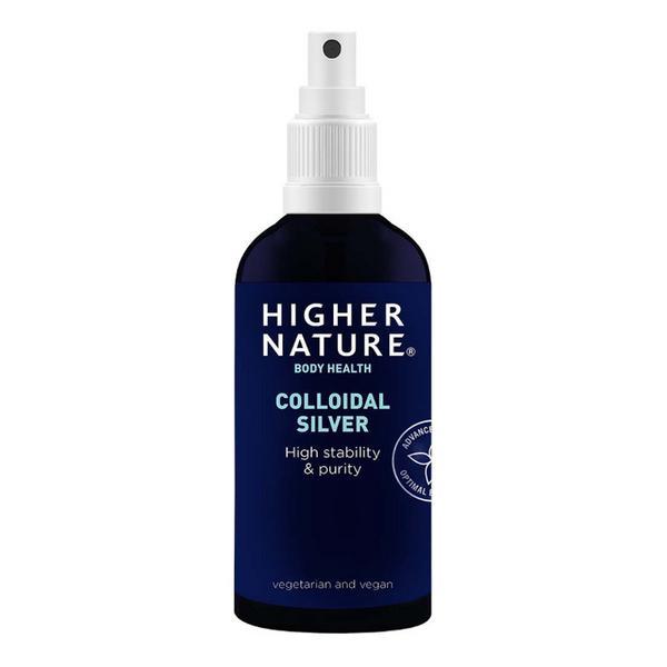 Colloidal Silver Homeopathic Remedy Vegan