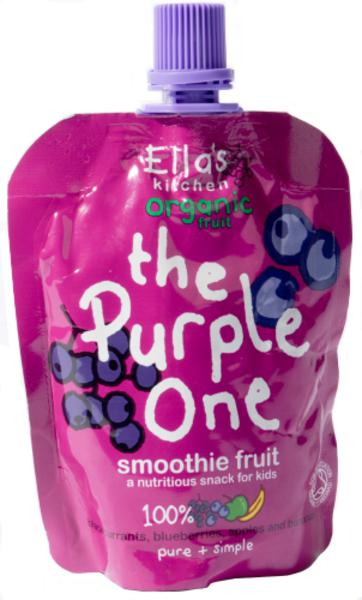 Fruit Smoothie The Purple One Gluten Free, Vegan, ORGANIC