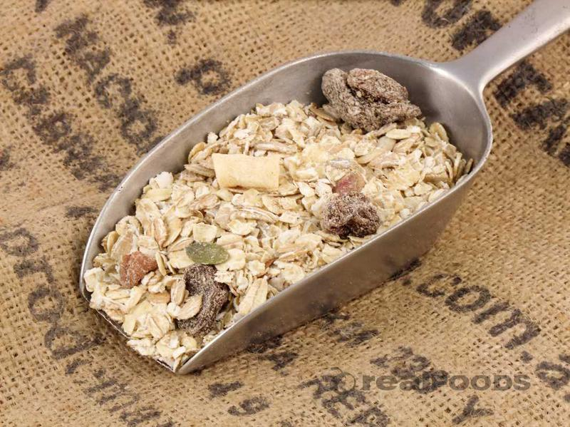 Orac Super Fruit and Nut Muesli