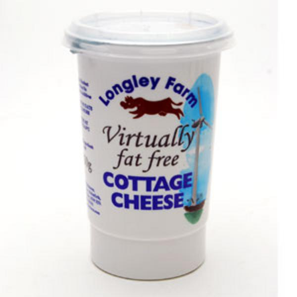 Virtually Fat Free Cottage Cheese