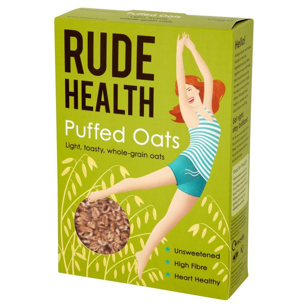 Puffed Oat Cereal