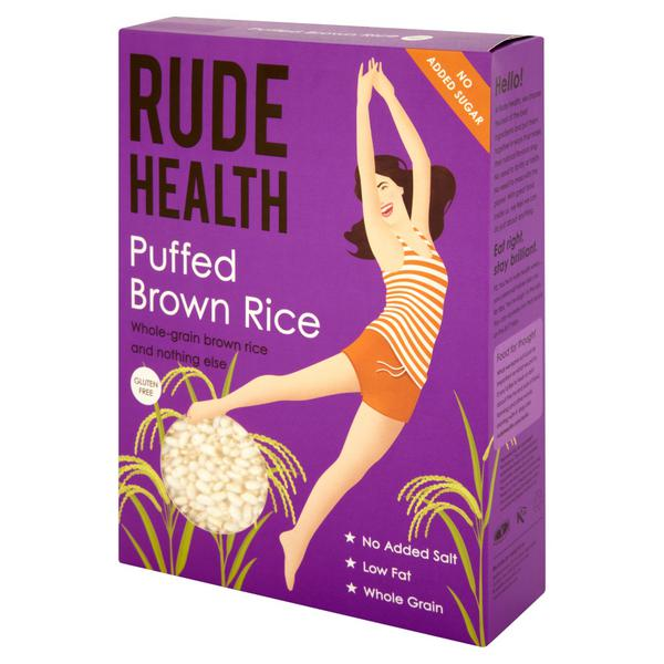 Brown Rice Puffed Cereal Gluten Free