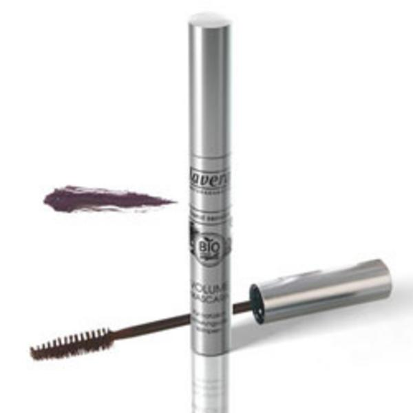 Brown Volume Mascara Vegan, ORGANIC