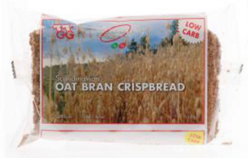 High Fibre Bran Crispbreads