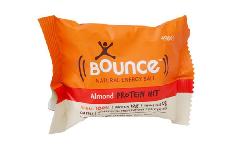 Almond Protein Balls Gluten Free
