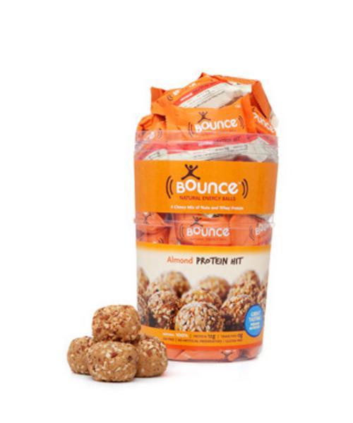 Almond Protein Balls Gluten Free image 2