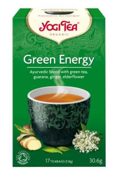Green Energy Tea ORGANIC