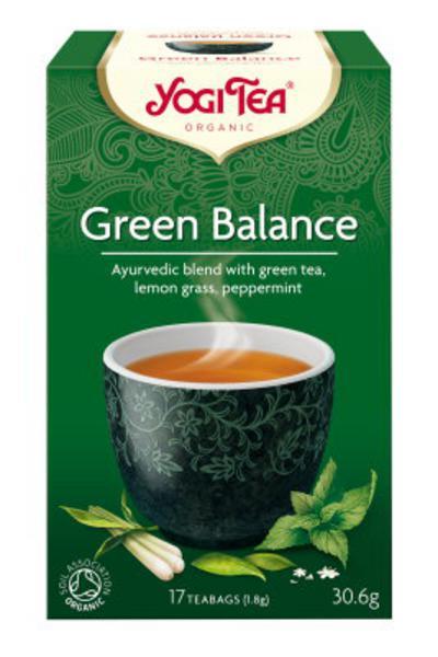 Green Balance Tea ORGANIC