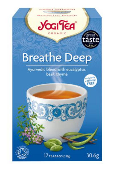 Breathe Deep T-Bags ORGANIC