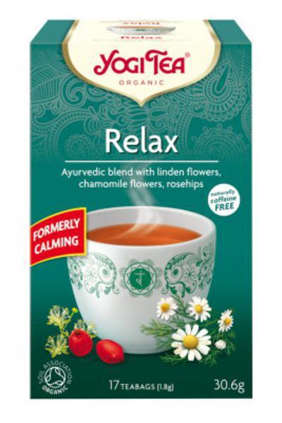Relax Tea ORGANIC