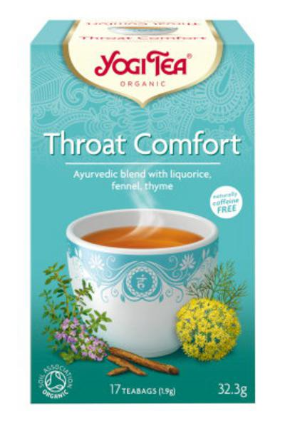 Throat Comfort Tea ORGANIC