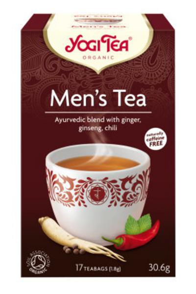 Men's Tea ORGANIC