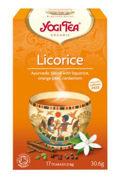 Liquorice Tea ORGANIC