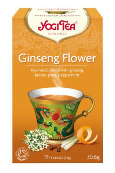 Ginseng Tea ORGANIC