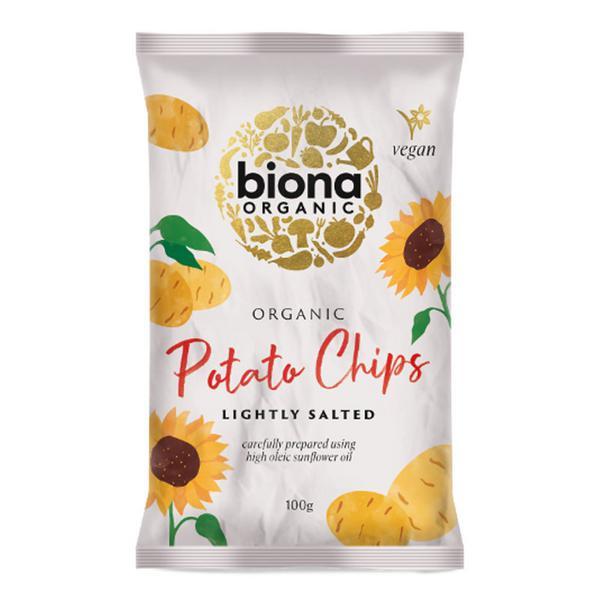 Potato Chips Lightly Salted ORGANIC