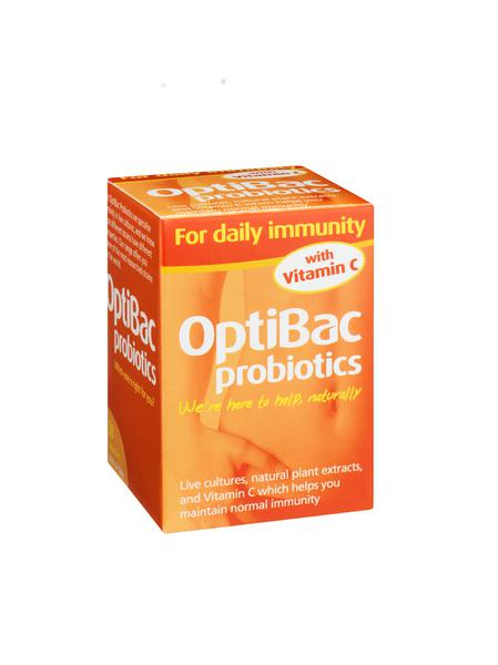 For Daily Immunity Probiotic No Gluten Containing Ingredients