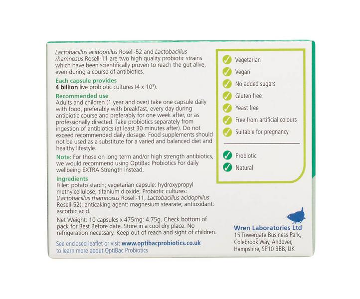 Probiotic For Those On Antibiotics  image 2