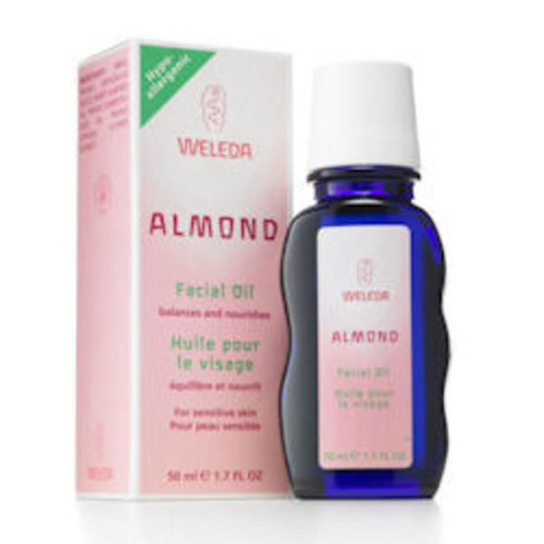 Almond Soothing Facial Oil Vegan
