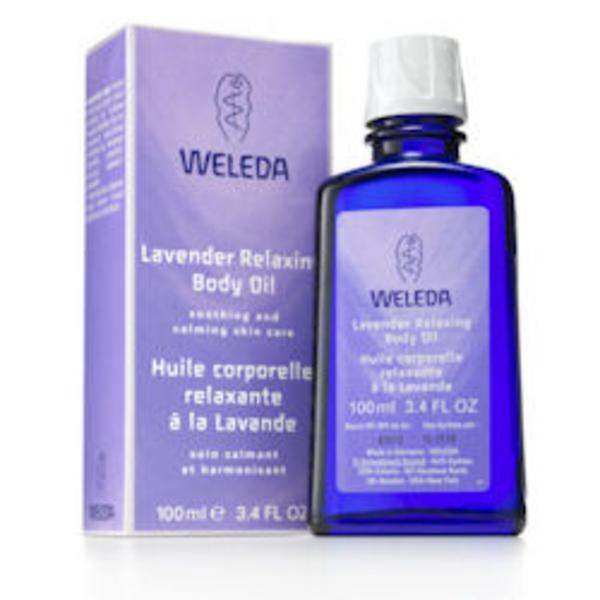 Lavender Relaxing Body Oil Vegan
