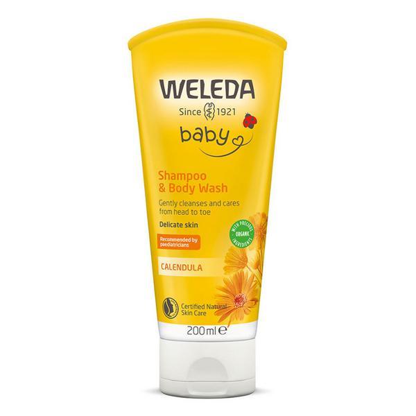 Calendula Shampoo & Bodywash Vegan