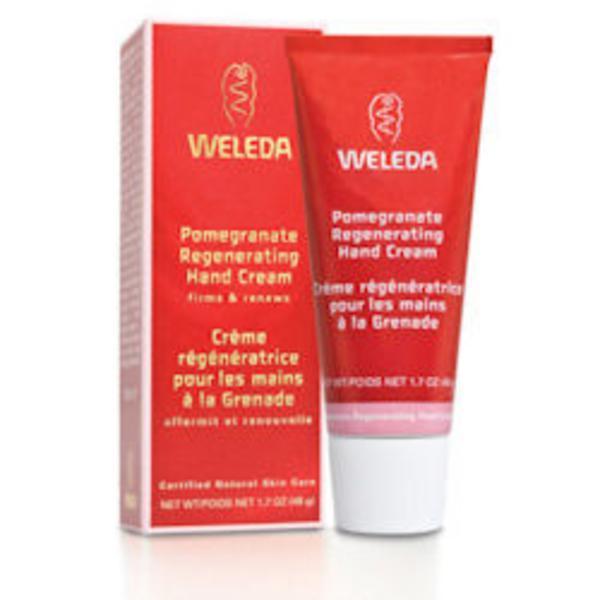 Pomegranate Regenerating Hand Cream Vegan
