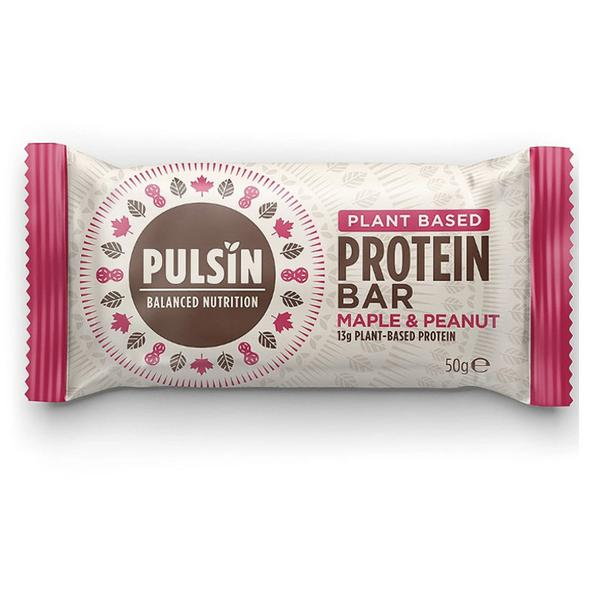 Maple & Peanut Protein Bar Gluten Free