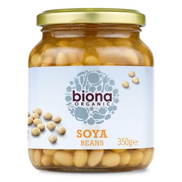 Soya Beans no added salt, no added sugar, ORGANIC
