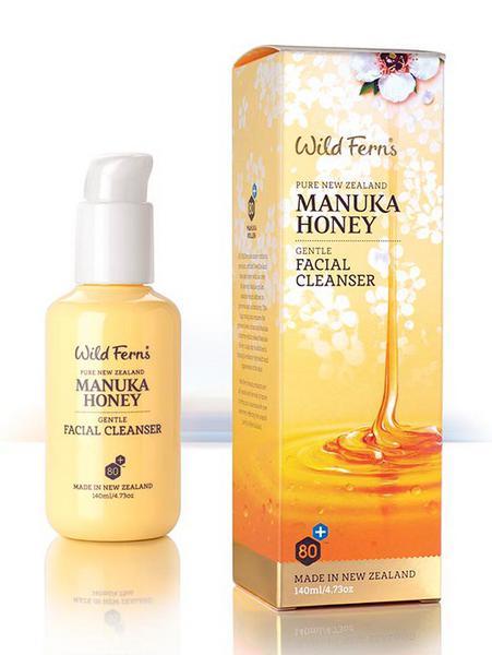Manuka Honey Gentle Facial Cleanser