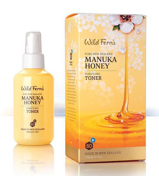 Purifying Toner Manuka Honey New Zealand