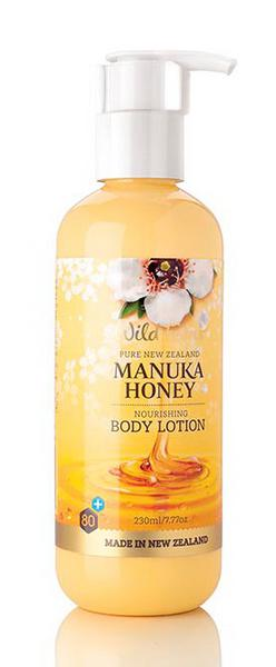 Manuka Honey Nourishing Body Lotion
