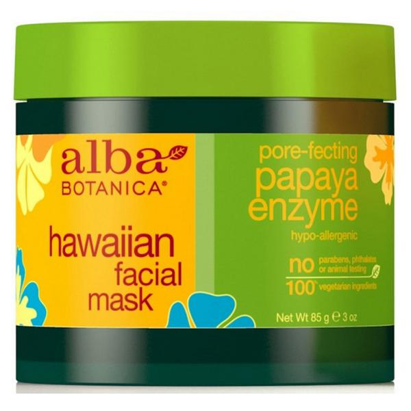 Papaya Enzyme Facial Mask