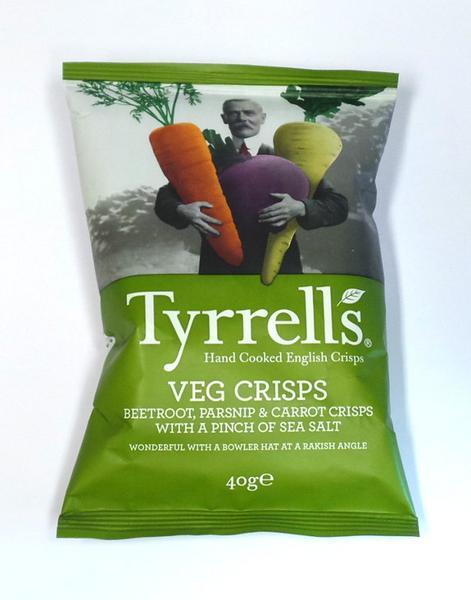 Mixed Root Veg Chips