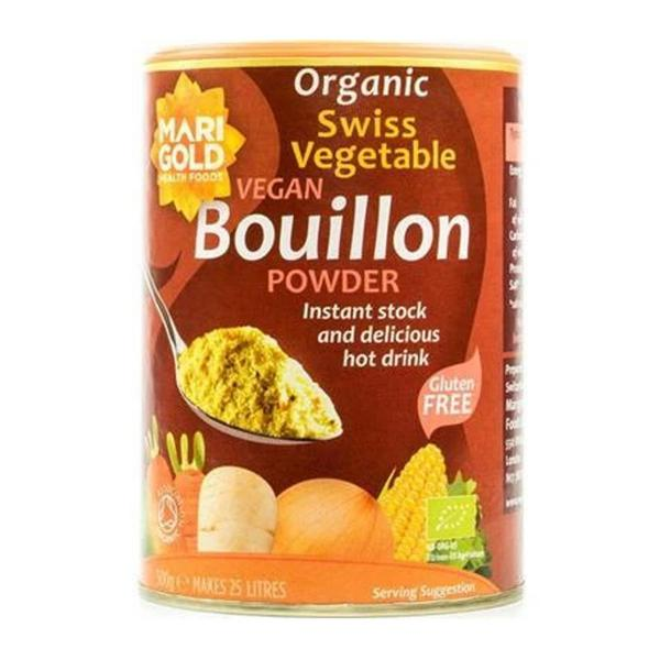 Swiss Vegetable Bouillon Gluten Free, Vegan, ORGANIC