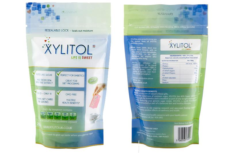 Natural Sweetener Xylitol