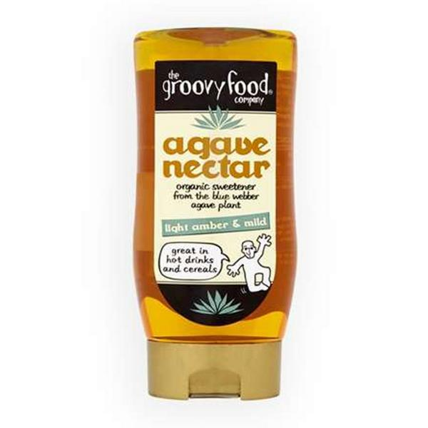 Light Amber and Mild Agave Nectar Vegan, ORGANIC
