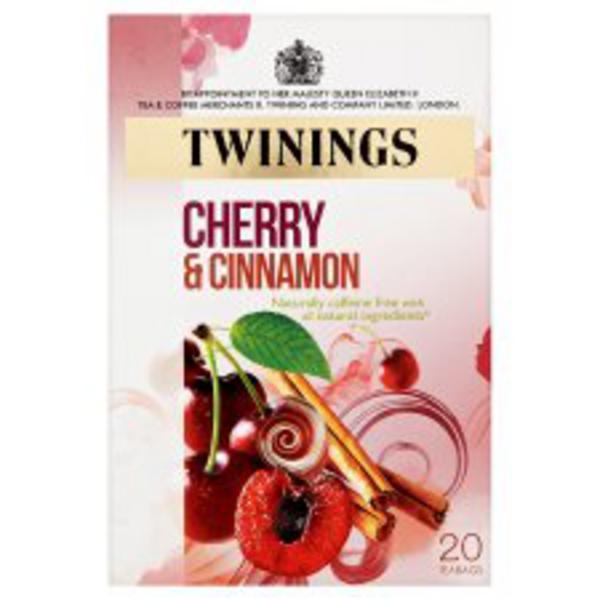 Cherry & Cinnamon Tea