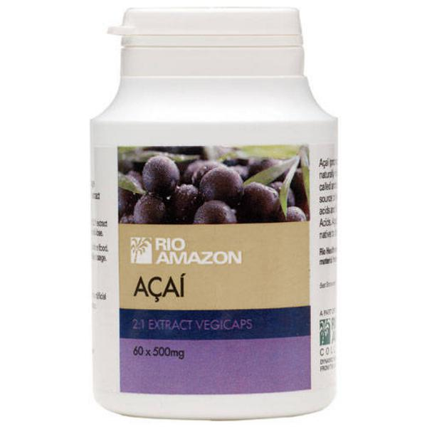 Acai 500mg Vegan