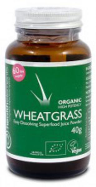 Wheatgrass Powder ORGANIC