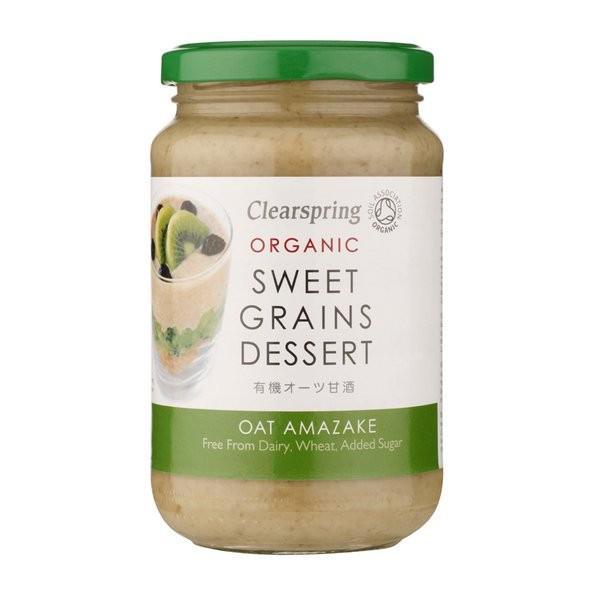 Sweet Oat Amazake Dessert dairy free, Gluten Free, ORGANIC