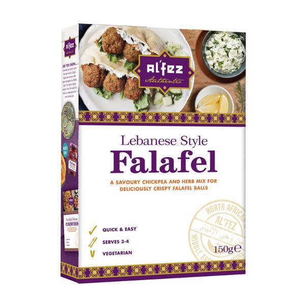Falafel dairy free, Vegan