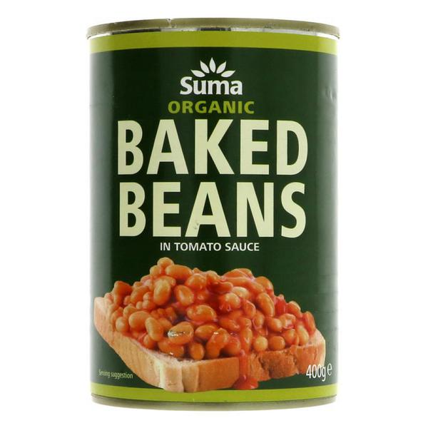 Baked Beans ORGANIC