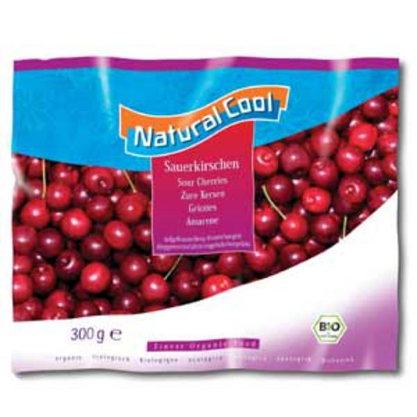 Sour Cherries Frozen Gluten Free, Vegan, ORGANIC
