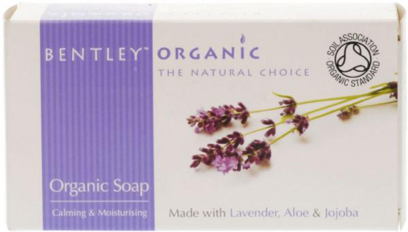 Calming & Moisturising Soap Vegan, ORGANIC