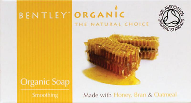 Smoothing Soap ORGANIC